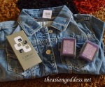 AF jacket from bingie, urban decay and cargo from hollywood