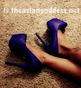 I LOVEEEE these heels from twitter admirer !